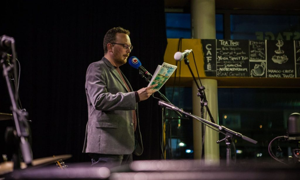 Poet of the Month July: André Looijenga